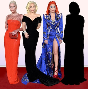 Lady Gaga, Awards Fashion Evolution
