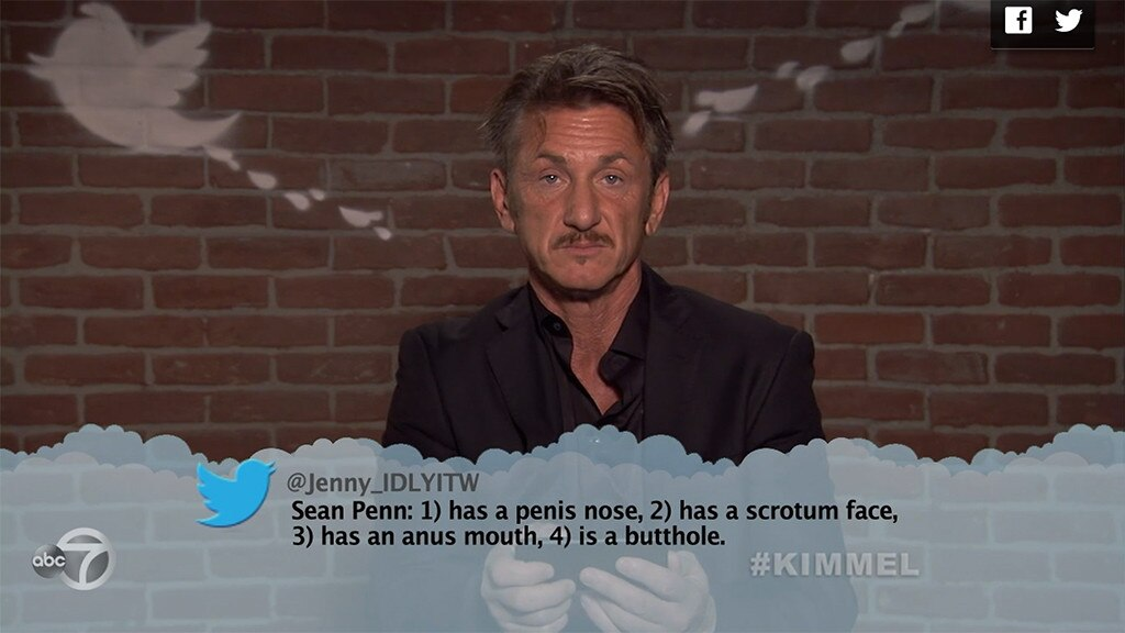 Rob Gronkowski, other National Football League players read mean tweets about themselves on 'Kimmel'