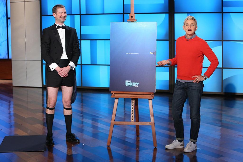 Andy Lassner, Ellen DeGeneres, The Ellen DeGeneres Show