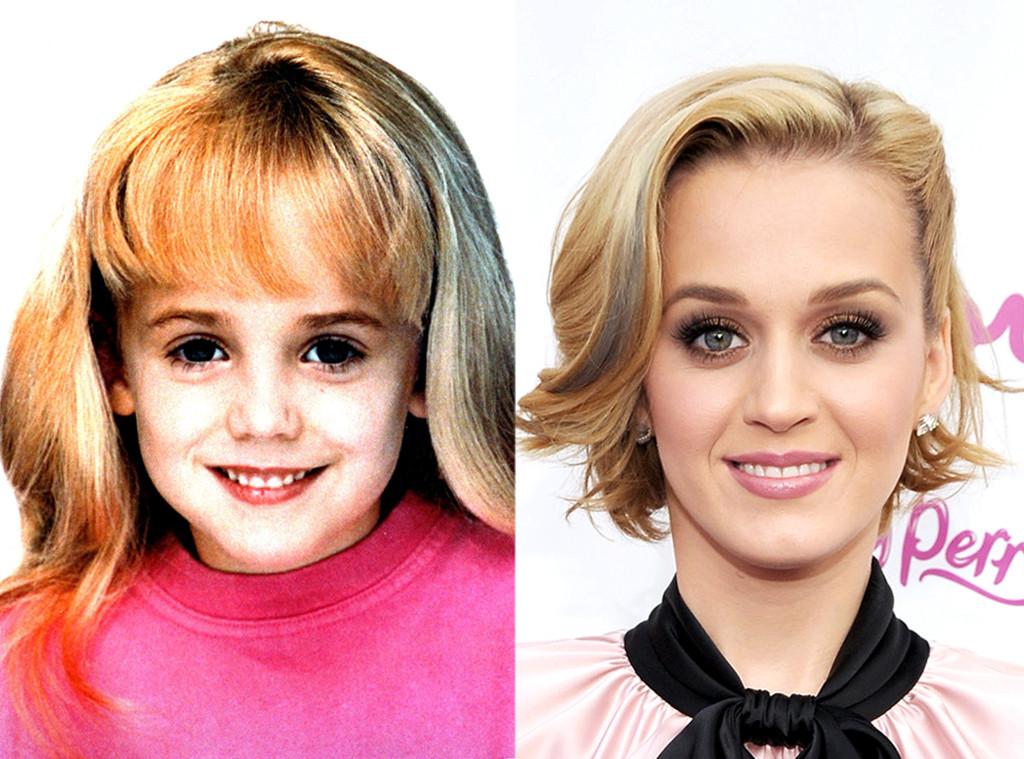 JonBenét Ramsey, Katy Perry