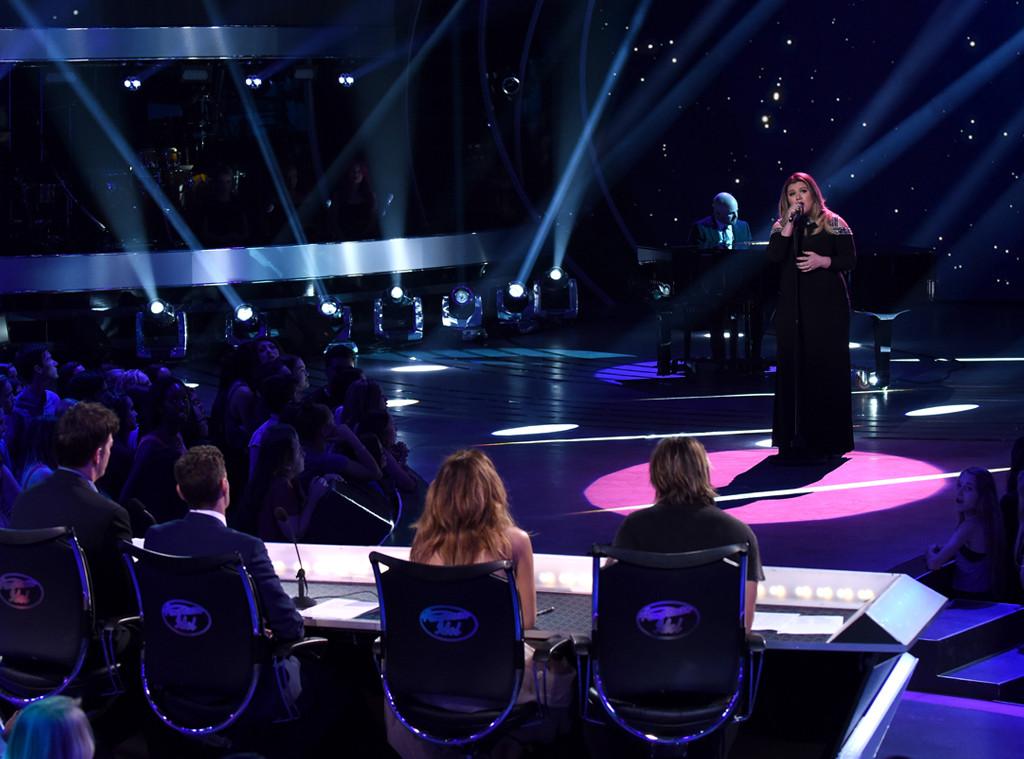 Kelly Clarkson, American Idol