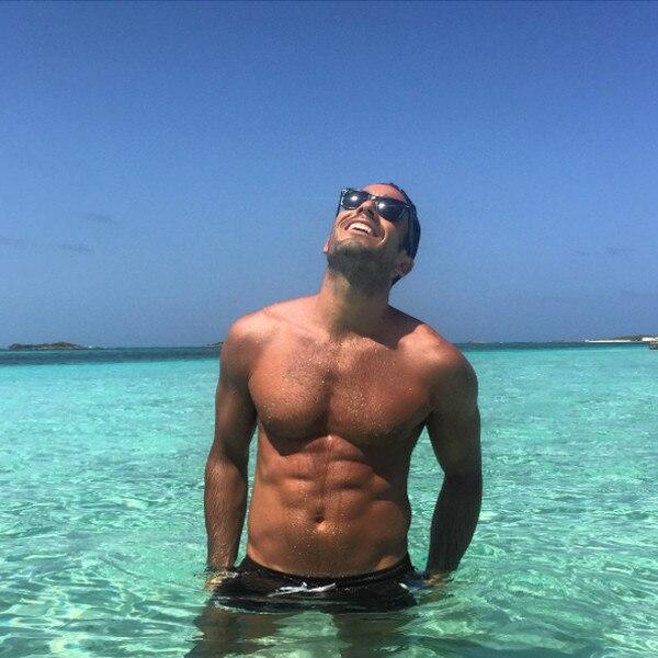 Aaron Diaz, Instagram