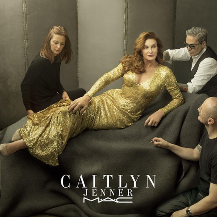 Caitlyn Jenner, MAC Cosmetics