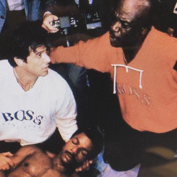 Tony Burton, Sylvester Stallone