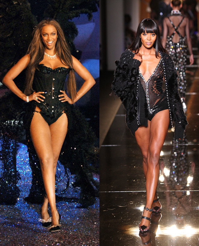 Tyra Banks On The Runway: Cheryl Tiegs Sounds Off On Sports Illustrated's Ashley