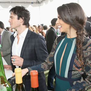Independent Spirit Awards, Ian Somerhalder, Nikki Reed