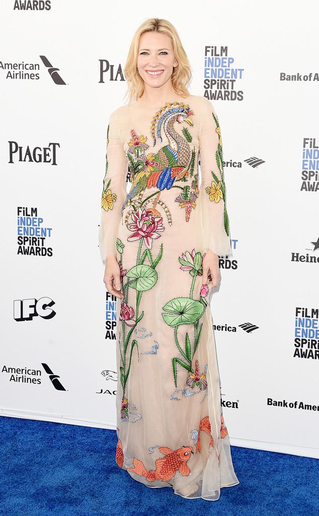 Independent Spirit Awards, Cate Blanchett