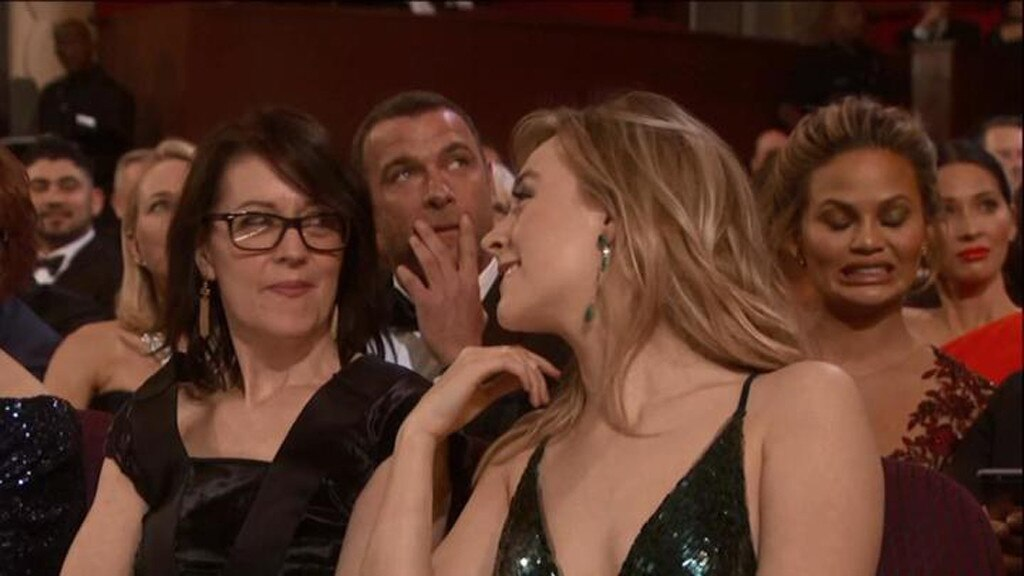Chrissy Teigen, 2016 Oscars, Academy Awards, Winners