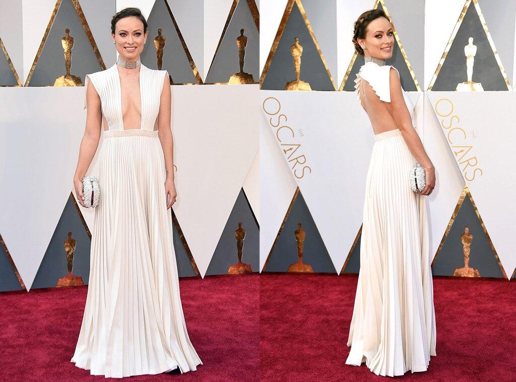 Olivia Wilde, 2016 Oscars, Academy Awards