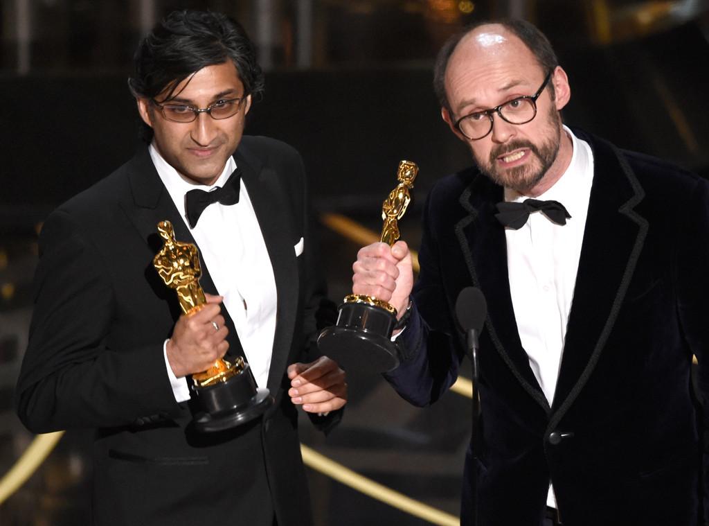 Asif Kapadia, James Gay-Rees, 2016 Oscars, Academy Awards, Winner