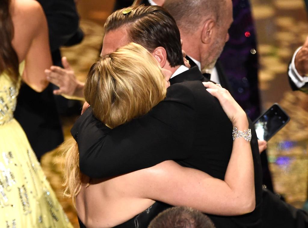Leonardo DiCaprio, Kate Winslet, 2016 Oscars, Academy Awards
