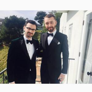 Oscars 2016: Instagrams & Twitpics