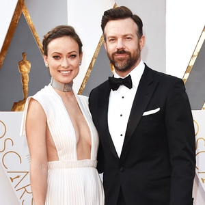 2016 Oscars, Academy Awards, Arrivals, Olivia Wilde, Jason Sudeikis, Couples