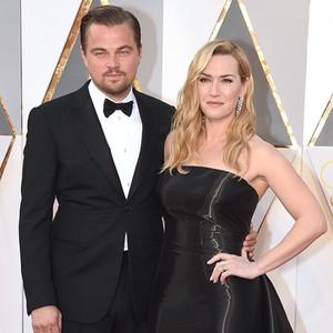 Kate Winslet, Leonardo Dicaprio, 2016 Oscars, Academy Awards