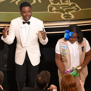 Chris Rock, Girl Scotts, 2016 Oscars, Academy Awards