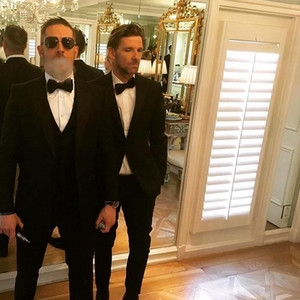 Tom Hardy, Instagram, 2016 Oscars