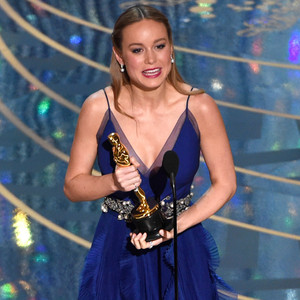 Brie Larson, 2016 Oscars, Academy Awards, Winner