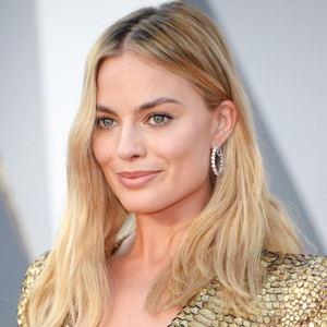 Margot Robbie, Oscars 2016, hair