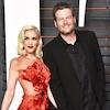 Vanity Fair Oscars Party, Gwen Stefani, Blake Shelton