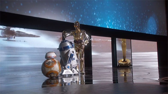 Star Wars, Oscars