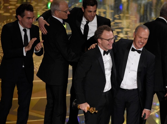 Spotlight, 2016 Oscars, Academy Awards, Winner