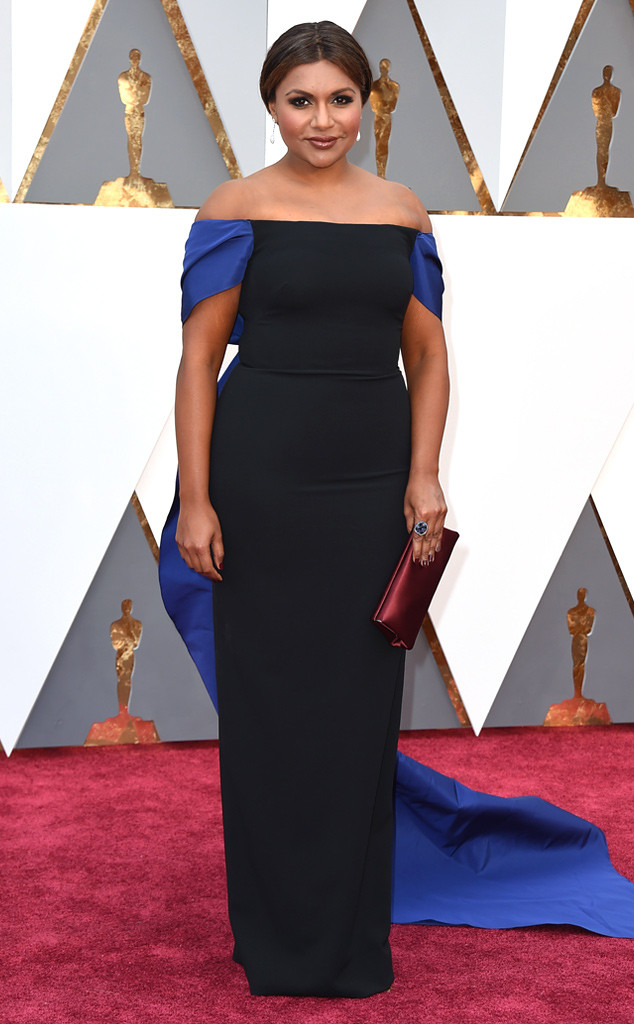 Mindy Kaling, 2016 Oscars, Academy Awards, Arrivals