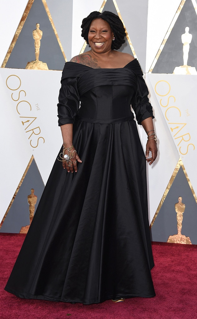 Whoopi Goldberg, 2016 Oscars, Academy Awards, Arrivals