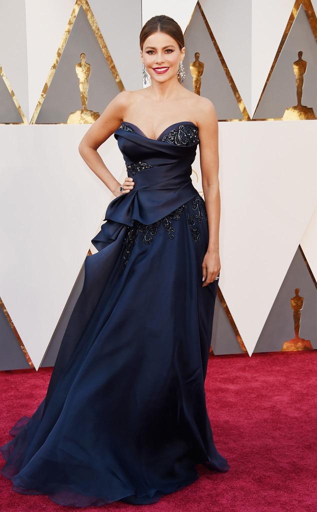 Sofia Vergara, 2016 Oscars, Academy Awards, Arrivals