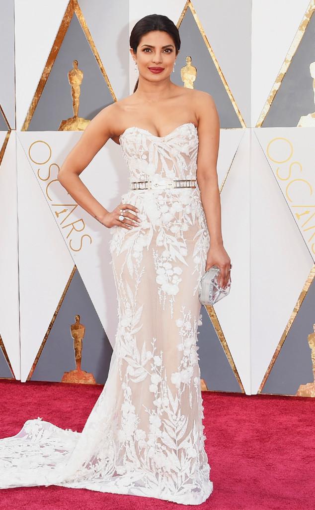 Priyanka Chopra, 2016 Oscars, Academy Awards, Arrivals