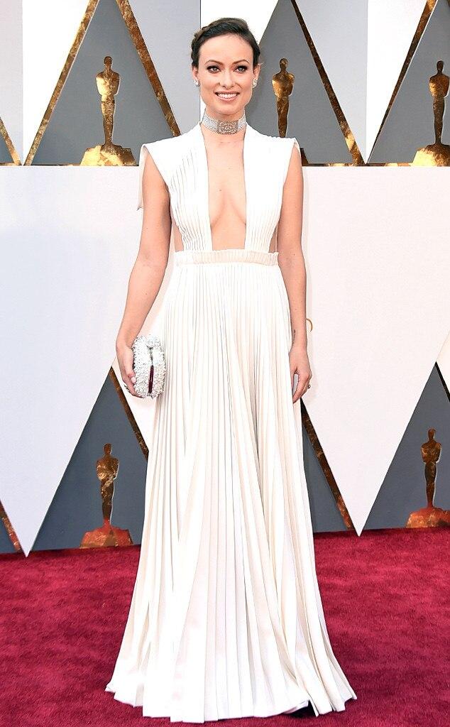 Olivia Wilde, 2016 Oscars, Academy Awards, Arrivals