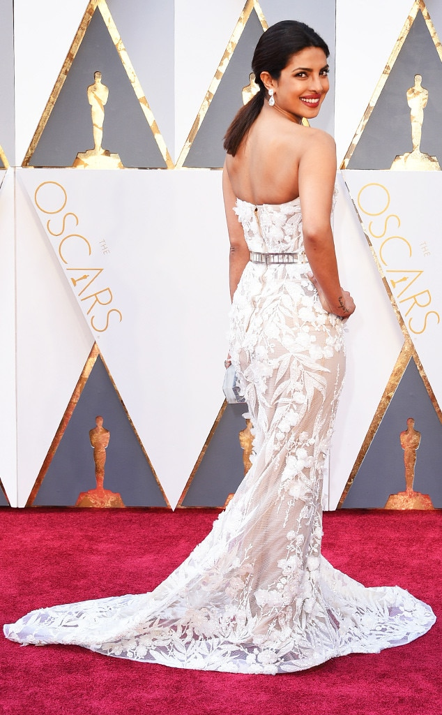 Oscars 2016 Best And Worst Dresses Jessica Chastain