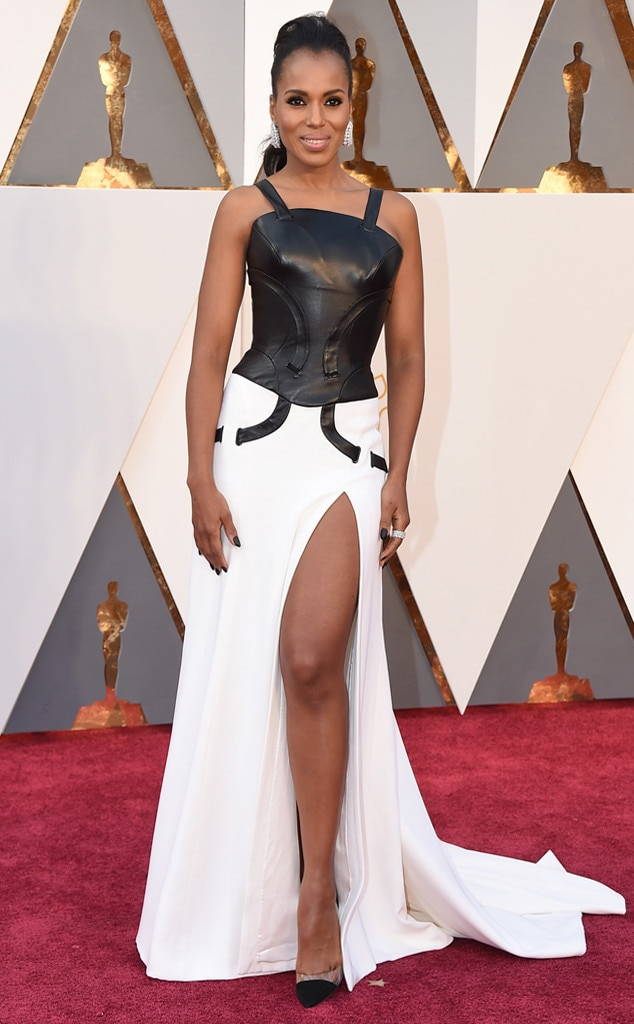 Kerry Washington, 2016 Oscars, Academy Awards, Arrivals