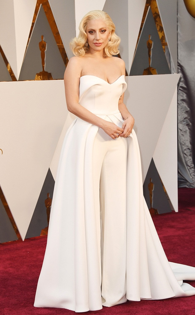 Lady Gaga, 2016 Oscars, Academy Awards, Arrivals