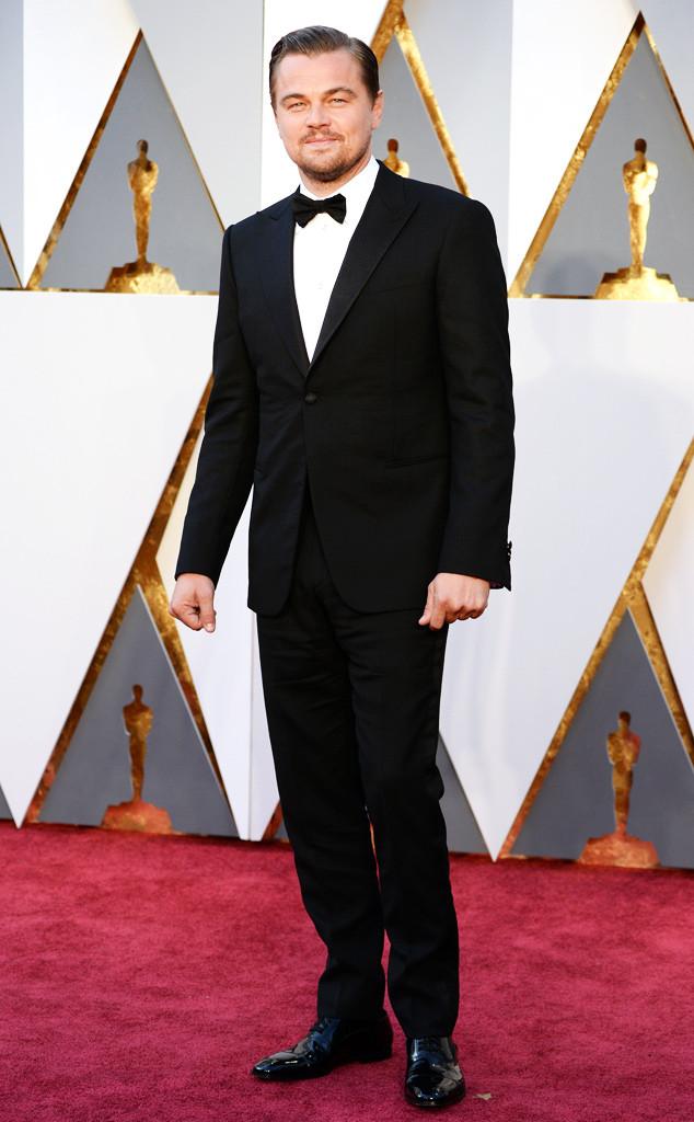 Leonardo DiCaprio, 2016 Oscars, Academy Awards