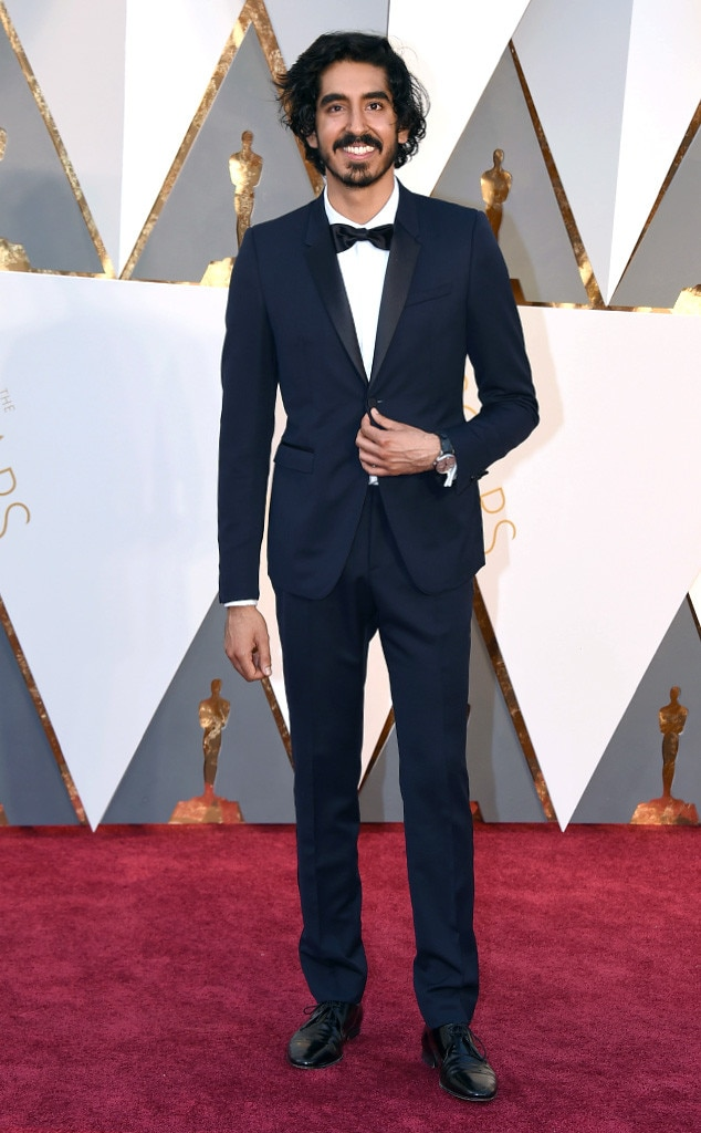 Dev Patel, 2016 Oscars, Academy Awards, Arrivals
