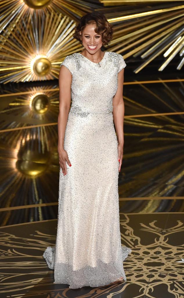 Stacey Dash, 2016 Oscars, Academy Awards, Show