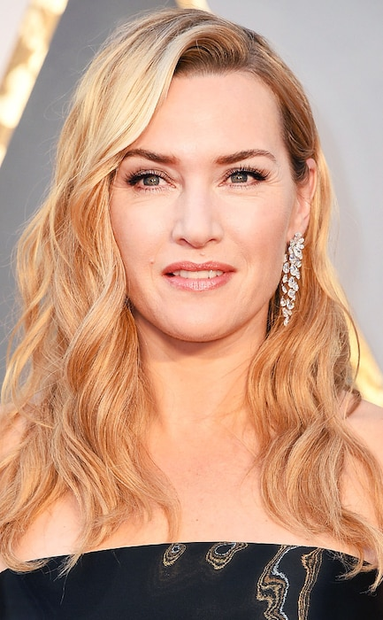 Kate Winslet, Oscars 2016, Hair