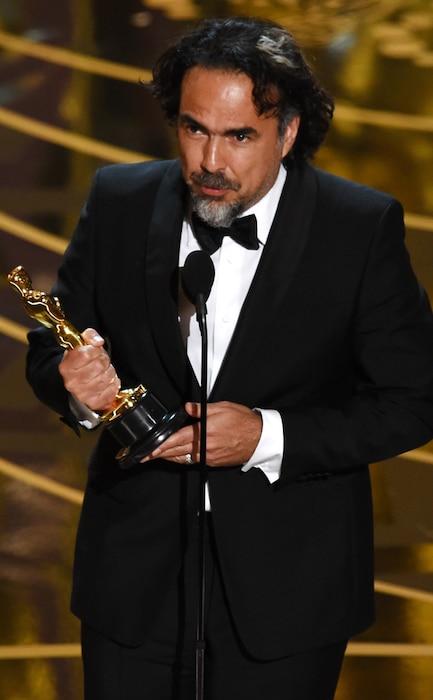 Alejandro Gonzalez Inarritu, 2016 Oscars, Academy Awards, Winner