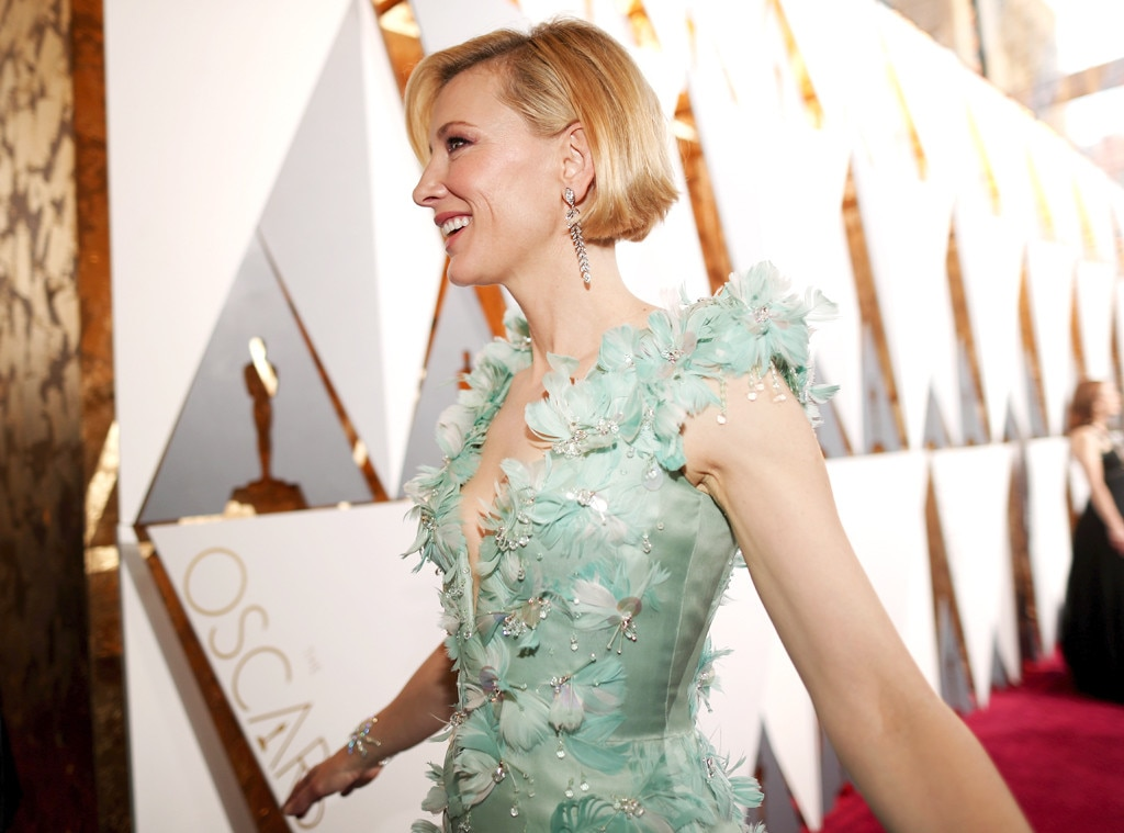 great debate was cate blanchetts oscars dress actually