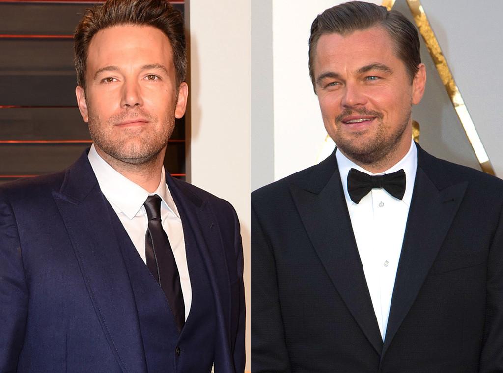 Ben Affleck, Leonardo DiCaprio, Academy Awards