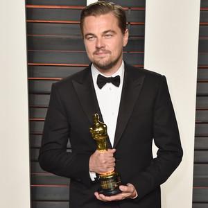 Leonardo DiCaprio, Vanity Fair Oscars Party