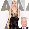 Jennifer Lawrence, 2016 Oscars, Academy Awards, Arrivals, Tim Gunn