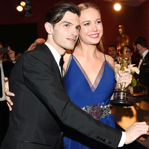 Brie Larson, Alex Greenwald, Oscars
