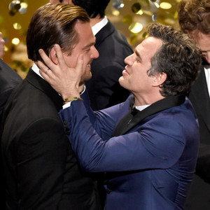 Leonardo DiCaprio, Mark Ruffalo, 2016 Oscars, Academy Awards