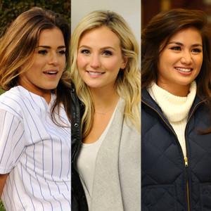 The Bachelor, Caila, Lauren B, Jojo