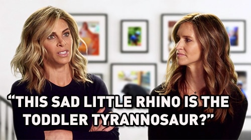 Jillian Michaels, Heidi Rhoades, Just Jillian, Just Jillian 107, Memes