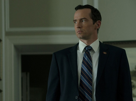 House of Cards, Nathan Darrow