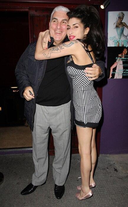 Amy Winehouse, Mitch Winehouse