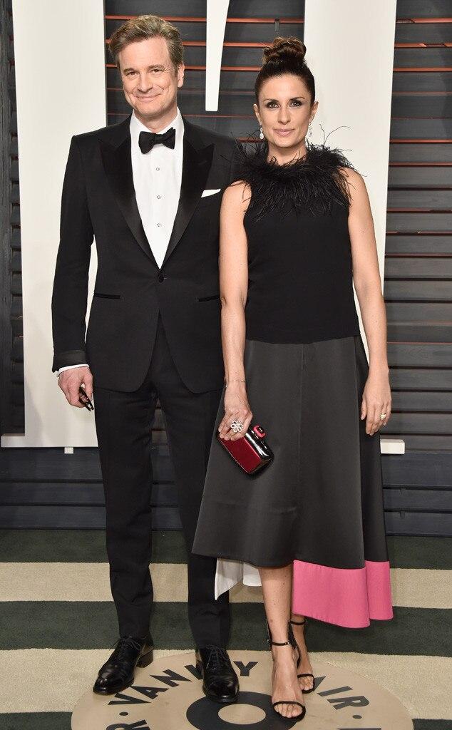 Colin Firth, Livia Giu...
