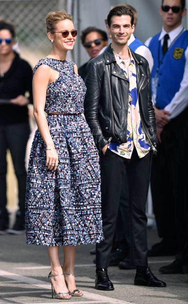 Brie Larson, Alex Greenwald